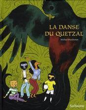 La danse du Quetzal - Intérieur - Format classique