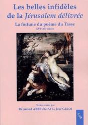 Les belles infidèles de la Jérusalem délivrée ; la fortune du poème du Tasse (XVI-XX siècle) - Couverture - Format classique