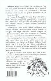 Le corbeau ; l'un des plus grands humoristes allemands enfin en version française - 4ème de couverture - Format classique