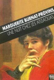 Nuit Chez Les Aissaouas (Une) - Intérieur - Format classique