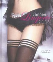 L'Annee Lingerie - Intérieur - Format classique