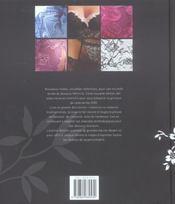 L'Annee Lingerie - 4ème de couverture - Format classique