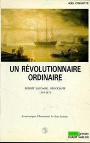 Revolutionnaire Ordinaire (un) - Couverture - Format classique