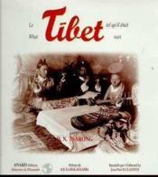 Tibet Tel Qu'Il Etait - Couverture - Format classique