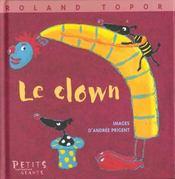 Le clown - Intérieur - Format classique
