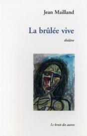 Brulee Vive - Couverture - Format classique