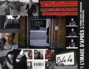 L'IMAGE D'APRES. Le Cinéma dans l'imaginaire de la photographie. Catalogue d'exposition (Paris) - 4ème de couverture - Format classique
