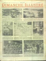 Dimanche Illustre N°292 du 30/09/1928 - Couverture - Format classique