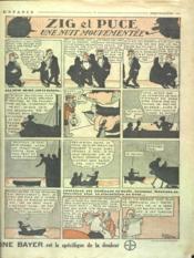 Dimanche Illustre N°292 du 30/09/1928 - Intérieur - Format classique
