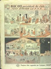 Dimanche Illustre N°292 du 30/09/1928 - 4ème de couverture - Format classique