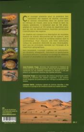 Lézards, crocodiles et tortues d'Afrique occidentale et du Sahara - 4ème de couverture - Format classique