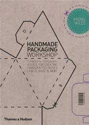 Handmade packaging workshop - Couverture - Format classique