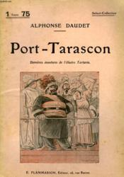 Port-Tarascon. Collection : Select Collection N° 75 - Couverture - Format classique