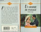 Un Homme De Passage - A Man Like Jake - Couverture - Format classique