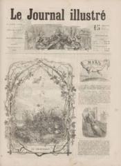 Journal Illustre (Le) N°12 du 22/03/1874 - Couverture - Format classique