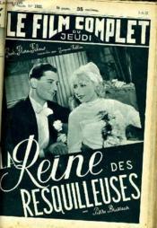 Le Film Complet Du Jeudi N° 1932 - 16e Annee - La Reine Des Resquilleuses - Couverture - Format classique