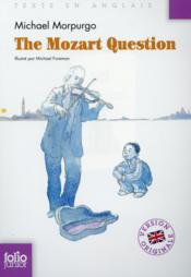 The Mozart question and other stories  - Michael Morpurgo