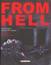 From hell t.1 ; une autopsie de Jack l'éventreur - Intérieur - Format classique