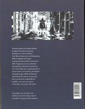 From hell t.1 ; une autopsie de Jack l'éventreur - 4ème de couverture - Format classique