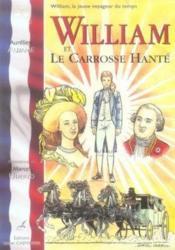 William et le carrosse hanté - Couverture - Format classique