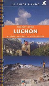 Guide Rando Luchon - Couverture - Format classique