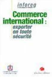 Aide memoire de l'exportateur - Intérieur - Format classique