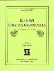 Du rififi chez les grenouilles - Intérieur - Format classique