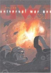 Universal war one t.2 ; le fruit de la connaissance - Couverture - Format classique