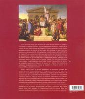 Le Louvre ? l'?poque romantique ; les d?cors du palais, 1815-1835 - 4ème de couverture - Format classique