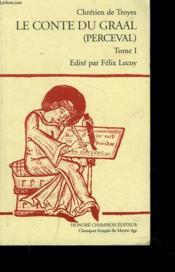 Les romans t.5 ; le conte du Graal (Perceval) - Couverture - Format classique