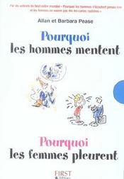 Pourquoi Les Hommes, Coffret 2 (2 Titres) Edition 2004 - Intérieur - Format classique