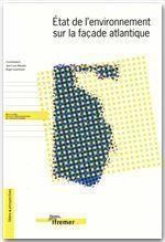 État de l'environnement sur la facade atlantique - Couverture - Format classique