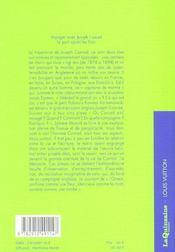 Voyager Avec Joseph Conrad - Le Port Apres Les Flots - 4ème de couverture - Format classique