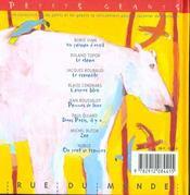 Zoo - 4ème de couverture - Format classique