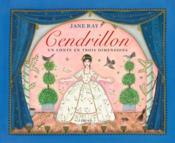 Mes Contes En 3d ; Cendrillon - Couverture - Format classique