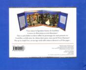 Mes Contes En 3d ; Cendrillon - 4ème de couverture - Format classique