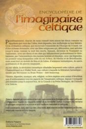 Encyclopédie de l'imaginaire celtique - Un monde enchanté - 4ème de couverture - Format classique