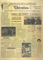 Liberation N°6053 du 14/02/1964 - Couverture - Format classique