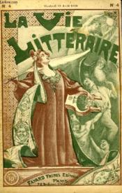 La Visite Au Cimetiere. La Vie Litteraire. - Couverture - Format classique