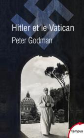 Hitler et le Vatican - Couverture - Format classique
