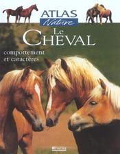 Le cheval - Intérieur - Format classique