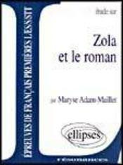 Zola et le roman - Intérieur - Format classique