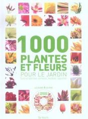 1000 Plantes Et Fleurs Pour Le Jardin + Dvd - Intérieur - Format classique