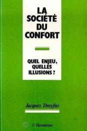 Societe Du Confort (La) - Couverture - Format classique