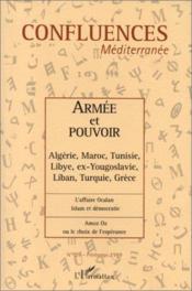 Armee Et Pouvoir Algerie Maroc Tunisie Libye - Couverture - Format classique