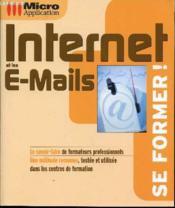 Internet et les e-mails - Couverture - Format classique