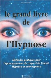Le Grand Livre De L'Hypnose - Couverture - Format classique