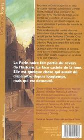 Les fantômes d'Ombria - 4ème de couverture - Format classique