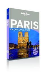 Paris en quelques jours (3e édition) - Couverture - Format classique