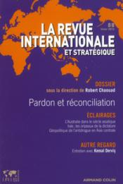 Vente livre :  LA REVUE INTERNATIONALE ET STRATEGIQUE N.88  - La Revue Internationale Et Strategique